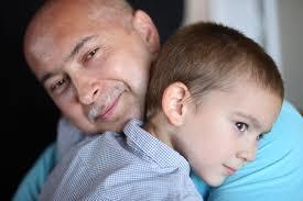 Padre e hijo. Sersolaci